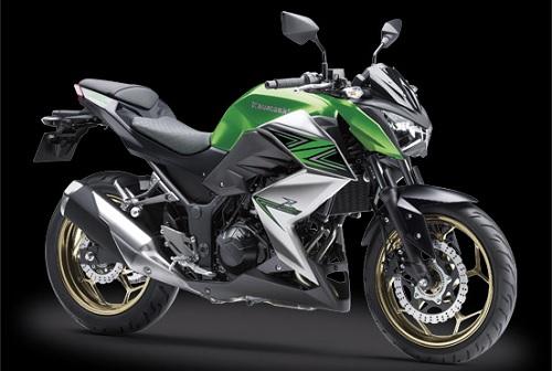 Spesifikasi dan Harga Kawasaki Z250 ABS