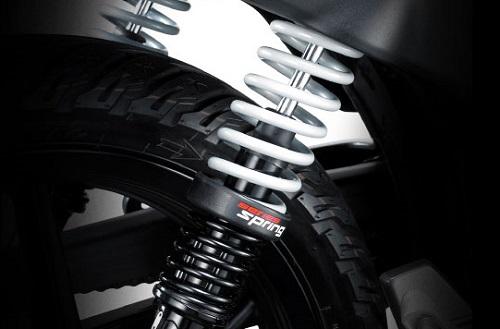 Suspensi Motor TVS Max 125