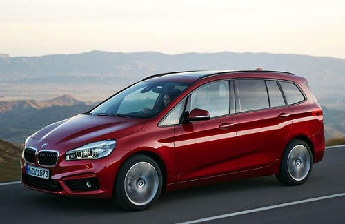 BMW Seri 2 Active Tourer