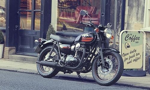 Desain Kawasaki W800