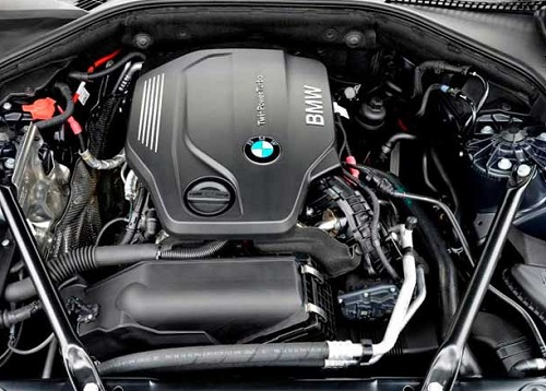 Engine 1500 CC Turbo BMW Seri 2