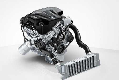 Engine BMW Seri 4