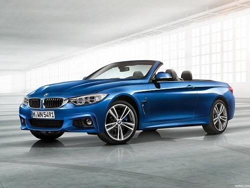 Harga BMW Seri 4