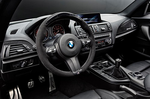 Interior BMW Seri 2