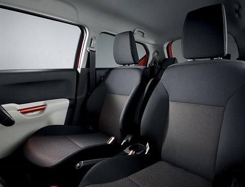 Interior Suzuki Ignis 1.2L