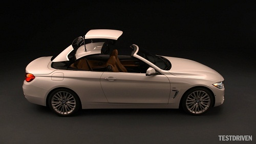 Review BMW Seri 4 Convertible