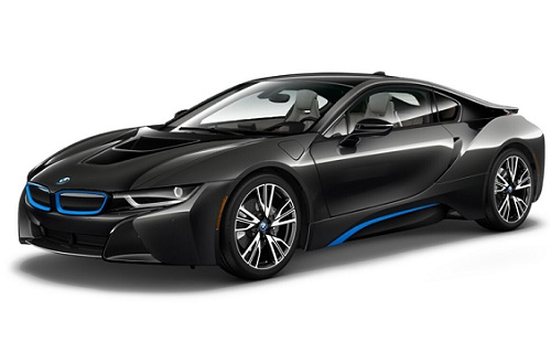 Review Mobil BMW i8