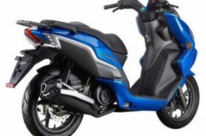 Review Motor Benelli Zenzero 150