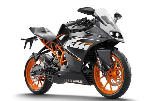 Review Motor KTM RC 200