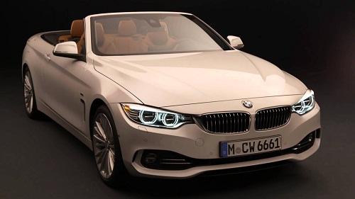 Spesifikasi Dan Harga BMW Seri 4