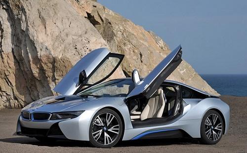 Spesifikasi dan Harga BMW i8