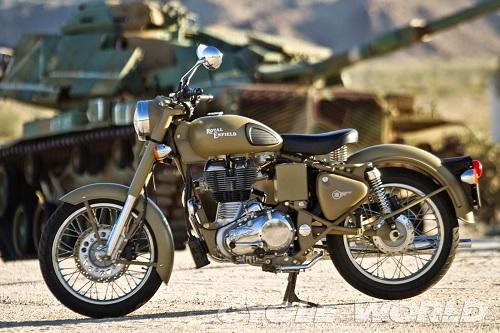 Harga Motor Royal Enfield