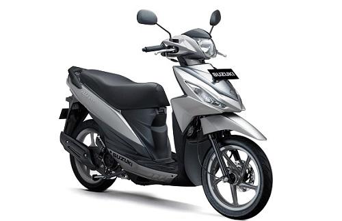 Desain Suzuki Address FI