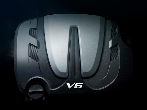 Engine V6