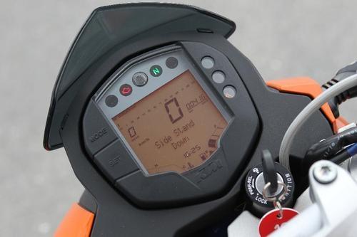 Fitur Motor KTM 125 Duke