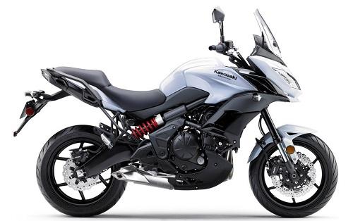 New Kawasaki Versys 650