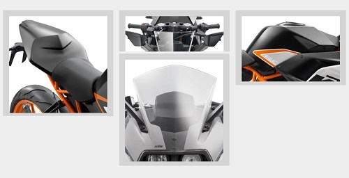 Review KTM RC390