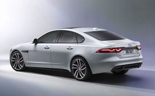 Review Mobil Jaguar XF