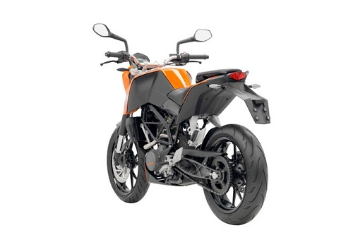 Review Motor KTM 125 Duke