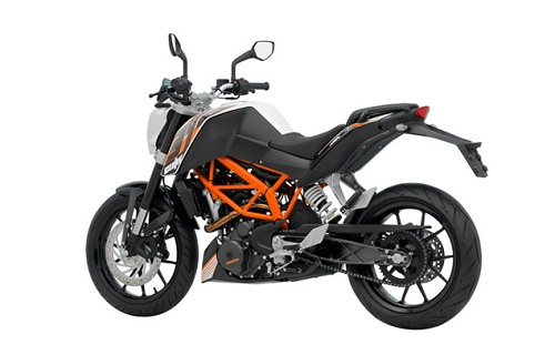 Review Motor KTM 390 Duke