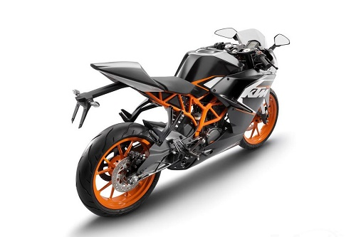 Review Motor KTM RC 125