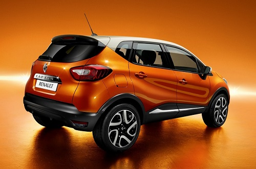 review renault captur