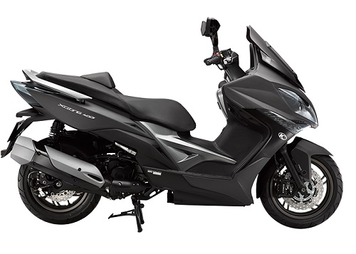 Review Spesifikasi Kymco Xciting 400i