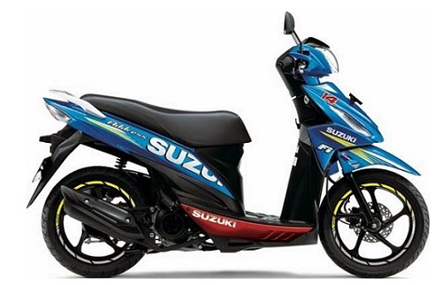 Review Suzuki Address FI