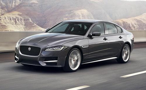 Spesifikasi dan Harga Jaguar XF