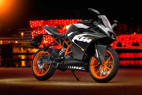 Spesifikasi dan Harga KTM RC 125
