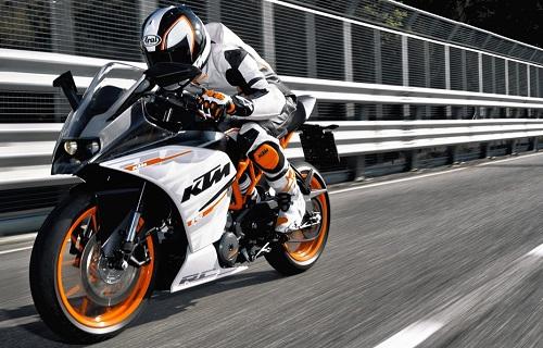 Spesifikasi dan Harga KTM RC390
