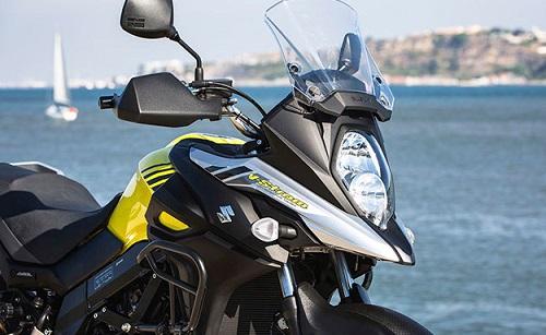 Desain Suzuki V-Strom 650 XT ABS