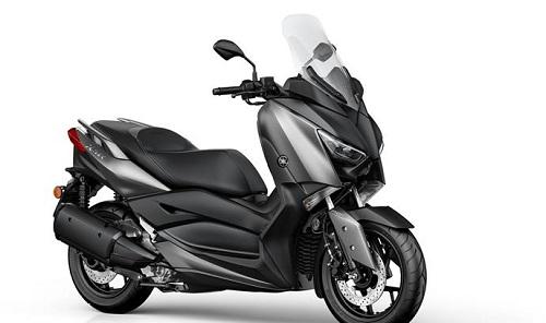 Desain Yamaha X-MAX 300