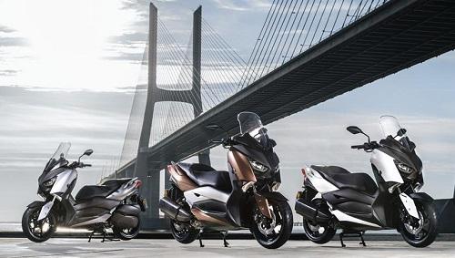 Harga Yamaha X-MAX 300