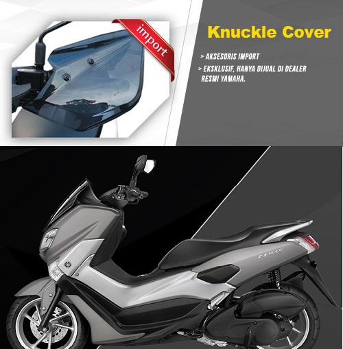 Knuckle Cover Yamaha NMAX
