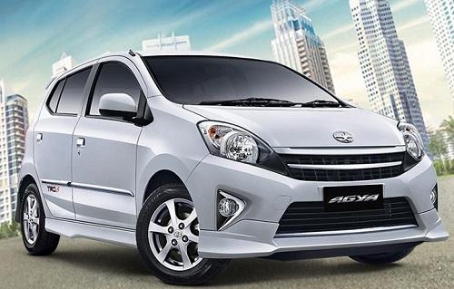 Daftar Harga Mobil Murah Toyota