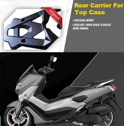 Rear Carrier For Top Case