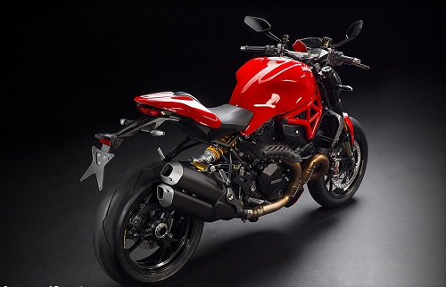 Review Ducati Monster 1200