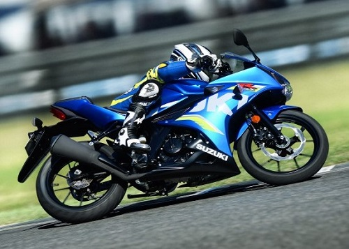 Review Suzuki GSX R125 ABS