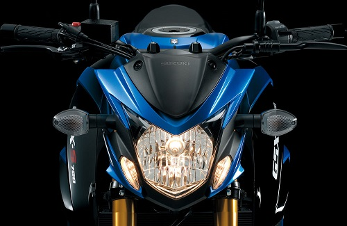 Review Suzuki GSX-S750 ABS