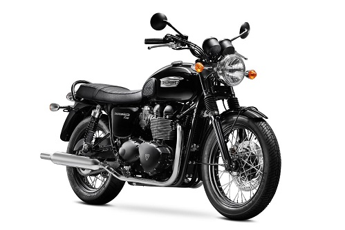 Review Motor Bonneville T100