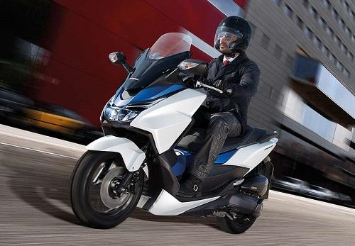 Spesifikasi dan Harga Honda Forza