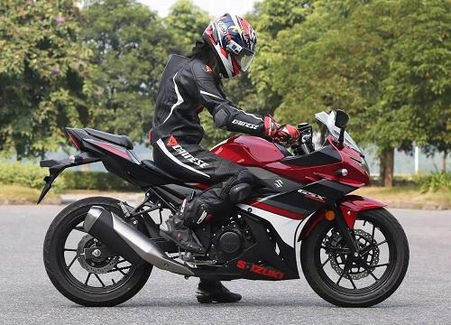 Spesifikasi dan Harga Suzuki GSX 250R