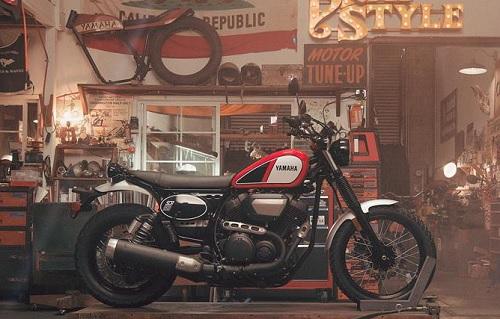 Spesifikasi dan Harga Yamaha SCR950