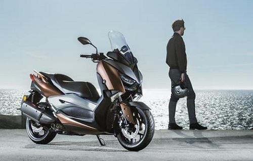 Spesifikasi dan Harga Yamaha X-MAX 300