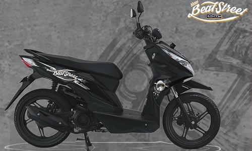 All New Honda BeAt eSP Street