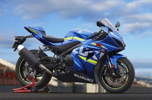 Daftar Motor Suzuki Terbaru di Indonesia