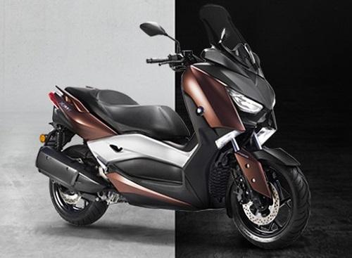Desain Yamaha X-Max 250