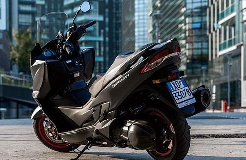 Daftar Harga Suzuki Burgman 400 ABS