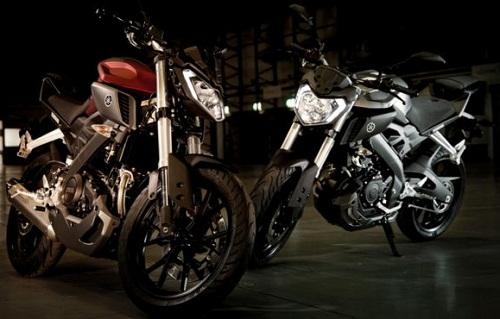 Harga Yamaha MT-125